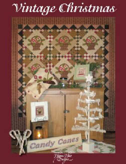 Wagons West Designs, Vintage Christmas, Needles and Things