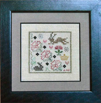 Jeannette Douglas Designs, Two Rabbits, Needles and Things