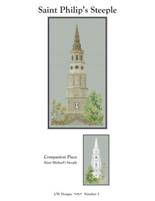CW Designs, Saint Philip's Steeple, Needles and Things