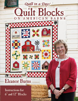 Quilt In A Day, Quilt Blocks On American Barns, Needles and Things