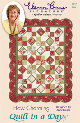 Quilt In A Day, How Charming, Needles and Things