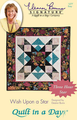 Quilt In A Day, Wish Upon A Star, Needles and Things