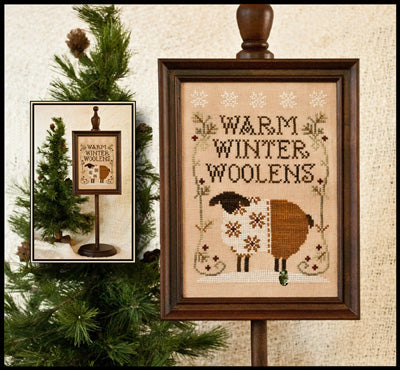 Little House Needleworks, Warm Winter Woolens, Needles and Things