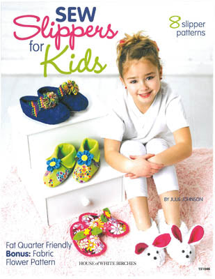 Annie's, Sew Slippers For Kids, Needles and Things