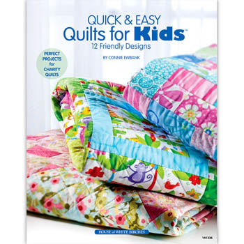 Annie's, Quick & Easy Quilts For Kids (Annie's Attic), Needles and Things