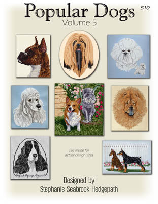 Pegasus Originals Inc., Popular Dogs 5, Needles and Things