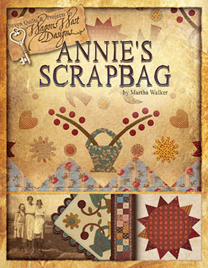 Wagons West Designs, Annie's Scrapbag, Needles and Things