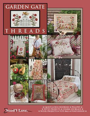 Need'l Love Company, Garden Gate Threads, Needles and Things