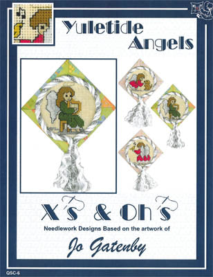 Xs And Ohs, Yuletide Angels, Needles and Things