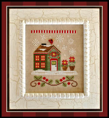 Country Cottage Needleworks, Santa's Village 2-Poinsettia Place, Needles and Things