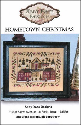 Abby Rose Designs, Hometown Christmas, Needles and Things