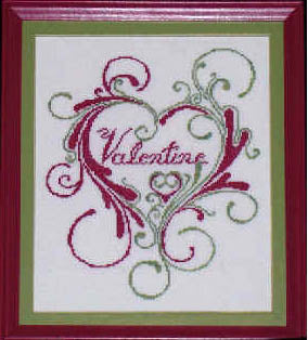 Keslyn's, Valentine, Needles and Things