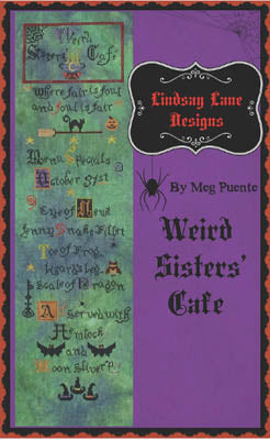 Lindsay Lane Designs, Weird Sisters' Cafe, Needles and Things