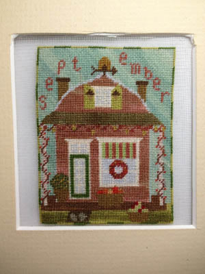 OMG!, Sugar Shack Sept-Honeycrisp Hideaway, Needles and Things