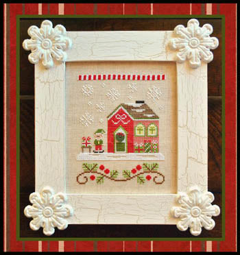 Country Cottage Needleworks, Santa's Village 11-Elves Workshop, Needles and Things