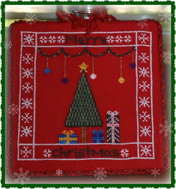 Lindsay Lane Designs, Merry Christmas, Needles and Things