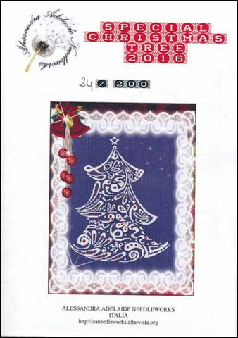 Alessandra Patterns, Special Christmas Tree 2016 Limited Edition, Needles and Things