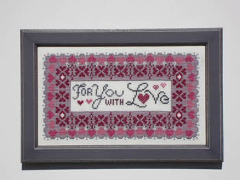 Annalee Waite Designs, For You With Love, Needles and Things