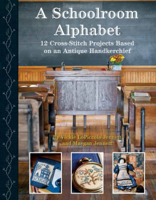 Needle WorkPress, Schoolroom Alphabet (96pgs), Needles and Things