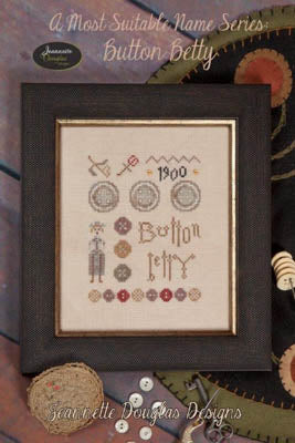 Jeannette Douglas Designs, Button Betty, Needles and Things