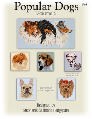 Pegasus Originals Inc., Popular Dogs Volume 6, Needles and Things