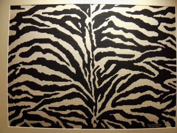 Paula's Patterns, Markings Of The Zebra, Needles and Things