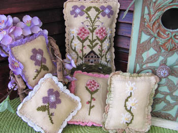 By The Bay Needleart, My Secret Garden, Needles and Things