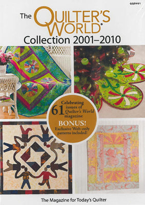 Annie's, Quilter's World DVD (2001-2010), Needles and Things