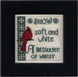 Erica Michaels, Winter Messenger, Needles and Things