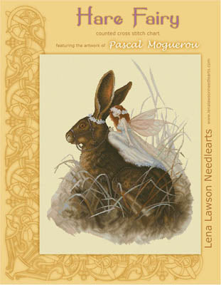 Lena Lawson Needlearts, Hare Fairy (Moguerou), Needles and Things