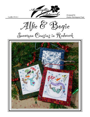 Amaryllis Artworks, Alfie & Bogie, Needles and Things