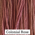 Classic Colorworks, Colonial Rose, Needles and Things