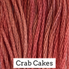 Classic Colorworks, Crab Cakes, Needles and Things