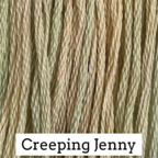 Classic Colorworks, Creeping Jenny(Cottage Colours, Needles and Things