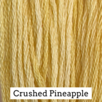 Classic Colorworks, Crushed Pineapple, Needles and Things