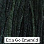 Classic Colorworks, Erin Go Emerald, Needles and Things