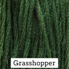 Classic Colorworks, Grasshopper, Needles and Things