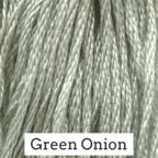 Classic Colorworks, Green Onion, Needles and Things
