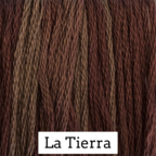 Classic Colorworks, La Tierra, Needles and Things