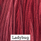 Classic Colorworks, Ladybug, Needles and Things