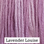 Classic Colorworks, Lavender Louise, Needles and Things