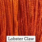Classic Colorworks, Lobster Claw, Needles and Things