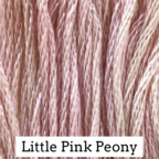 Classic Colorworks, Little Pink Peony(Cottage Colours), Needles and Things