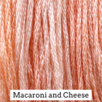 Classic Colorworks, Macaroni And Cheese, Needles and Things