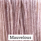 Classic Colorworks, Mauvelous, Needles and Things