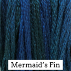 Classic Colorworks, Mermaid's Fin, Needles and Things