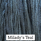 Classic Colorworks, Milady's Teal, Needles and Things