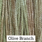Classic Colorworks, Olive Branch, Needles and Things