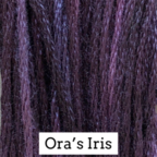 Classic Colorworks, Ora's Iris, Needles and Things