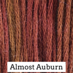 Classic Colorworks, Almost Auburn, Needles and Things